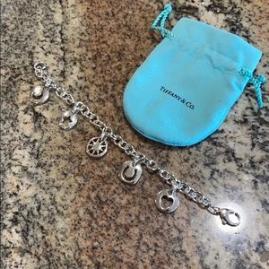 Tiffany &co lucky charm bracelet